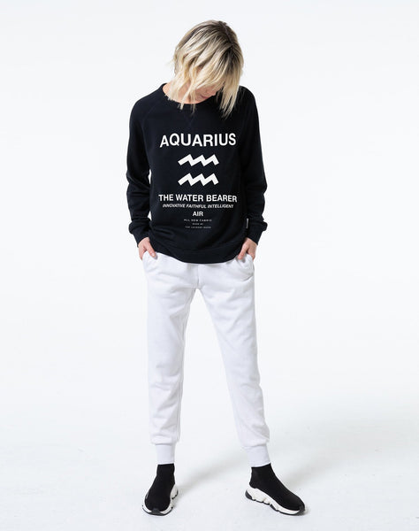 Team Aquarius Cozy Pullover