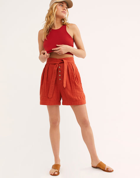 Thea Tie Shorts