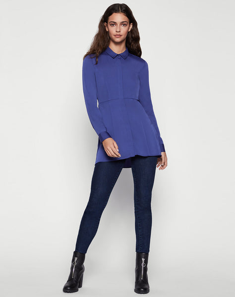 Tunic-fit Blouse