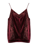 VELVET CRUSH CAMI