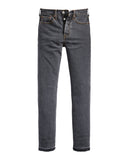 Wedgie Fit Women's Jeans Bite my Dust - Grey