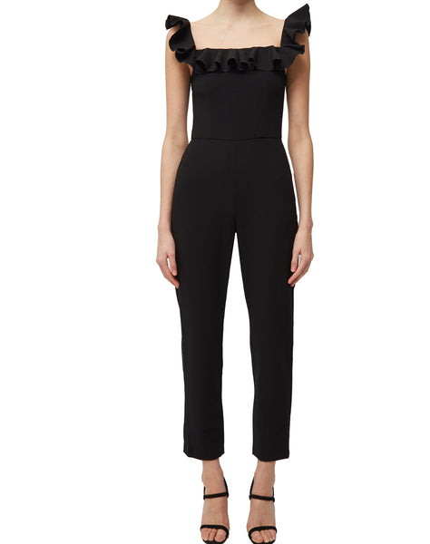 Whisper Ruth Off the Shoulder Jumpsuit