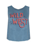Wild West Graphic Tank