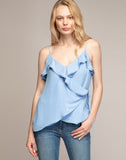 WILLA RUFFLE TOP
