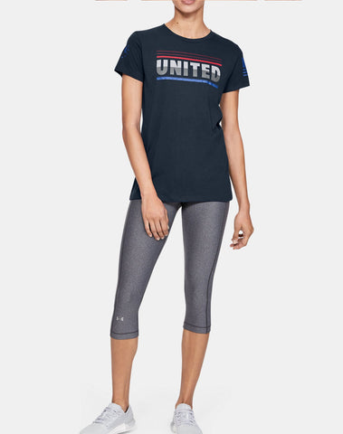 Women's Ua Freedom United T-shirt