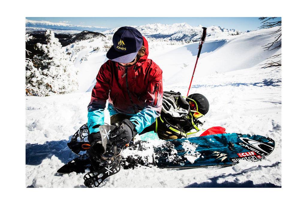 Snowboardjakker fra Sweet Protection, Planks Clothing, WearColour, Volcom