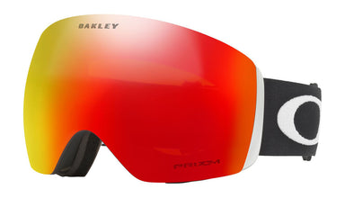 Oakley Flight Deck Matte Black Prizm Torch Iridium Goggles