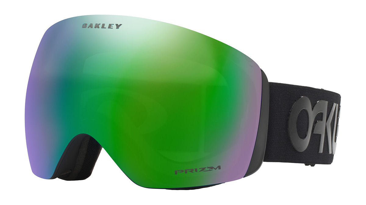 Oakley Flight Deck Factory Pilot Blackout Prizm Jade Goggles thumbnail