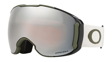 Oakley Airbrake XL Dark Brush Grey Prizm Black & Prizm HI Pink Goggles