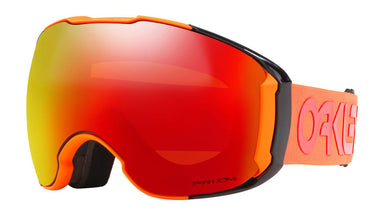 Oakley Airbrake XL Factory Pilot Progress Prizm Torch & Prizm HI Pink Goggles