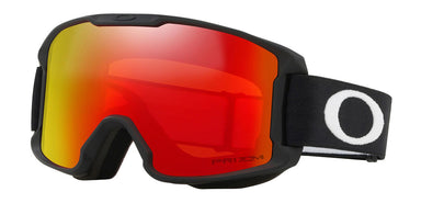 Oakley Line Miner Youth Matte Black Prizm Torch Goggles