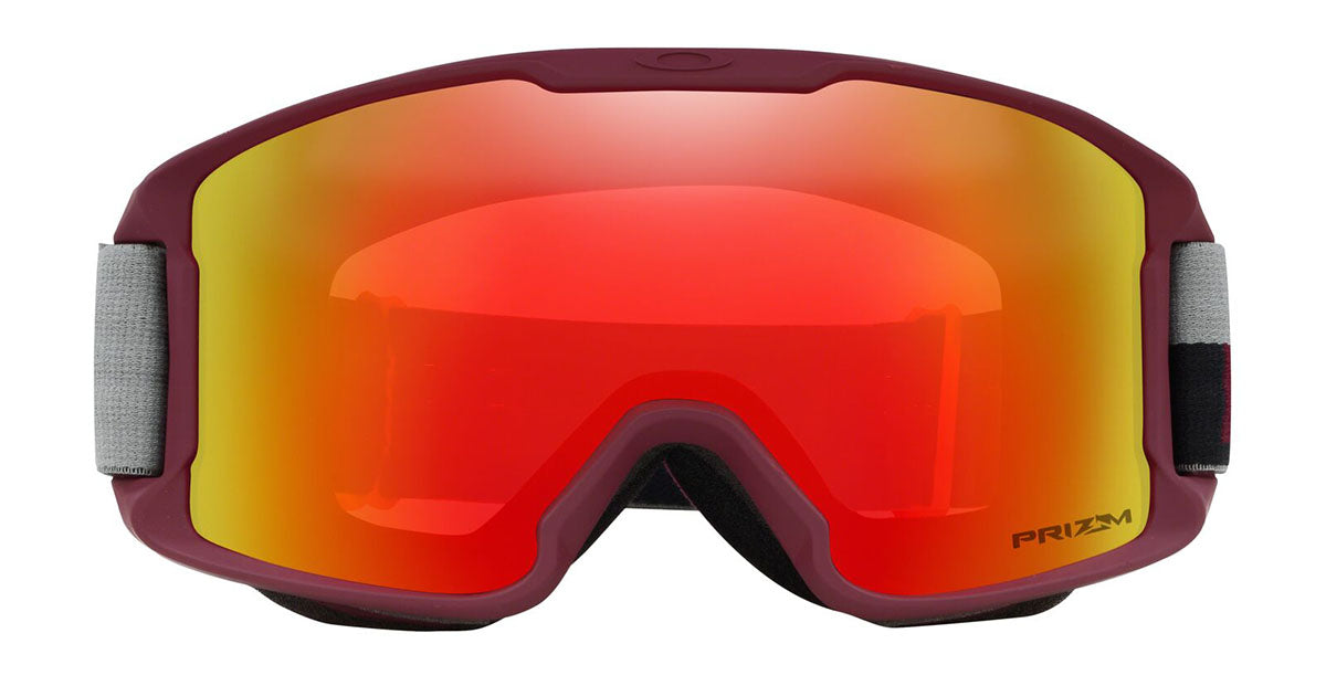 Oakley Line Miner Youth Iconography Vamp Prizm Torch Goggles