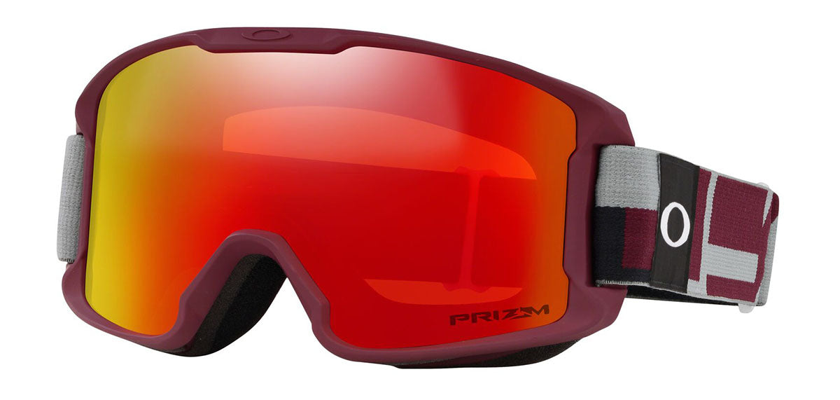 Oakley Line Miner Youth Iconography Vamp Prizm Torch Goggles thumbnail