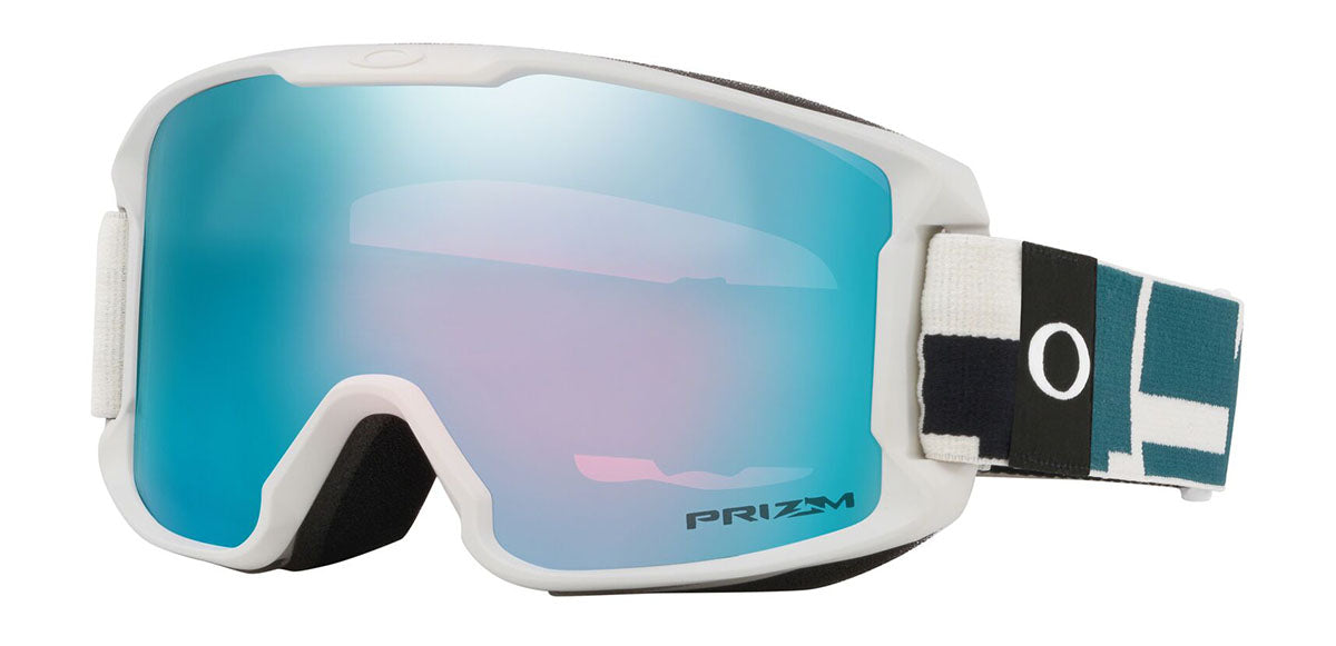 Oakley Line Miner Youth Iconography Prizm Sapphire Goggles 2020 thumbnail