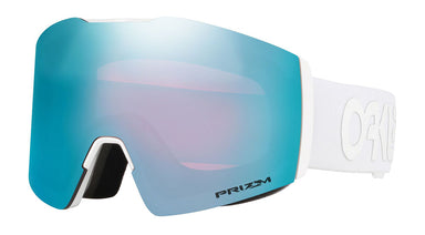 Oakley Fall Line XL Factory Pilot Whiteout Prizm Sapphire Goggles | Oakley