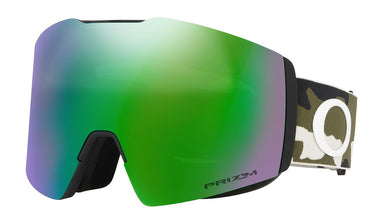 Oakley Fall Line XL Dark Brush Camo Prizm Jade Goggles