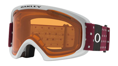 Oakley O-Frame 2.0 PRO XL Blockography Persimmon & Dark Grey Goggle