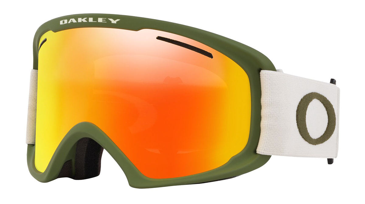 Oakley O-Frame 2.0 PRO XL Dark Brush Grey Fire & Persimmon Goggles 2020 thumbnail