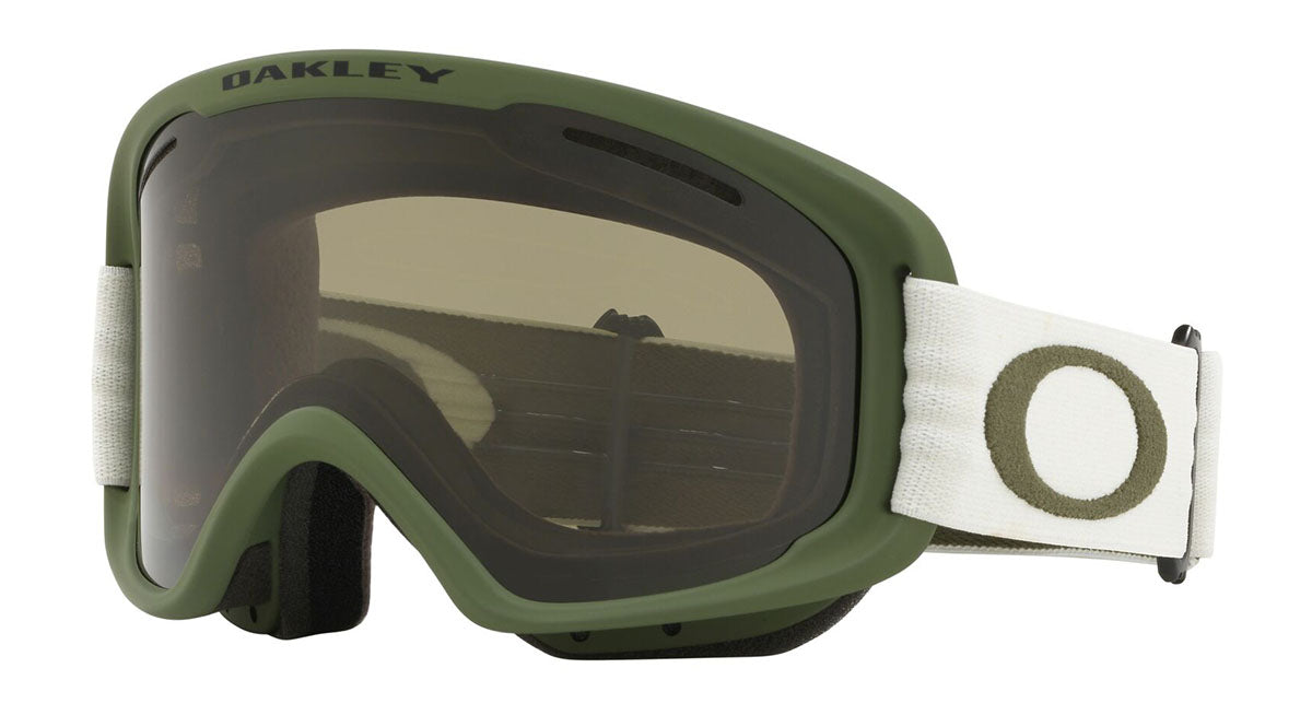 Oakley O-Frame 2.0 PRO XM Dark Brush Grey Dark Grey & Persimmon Goggles thumbnail