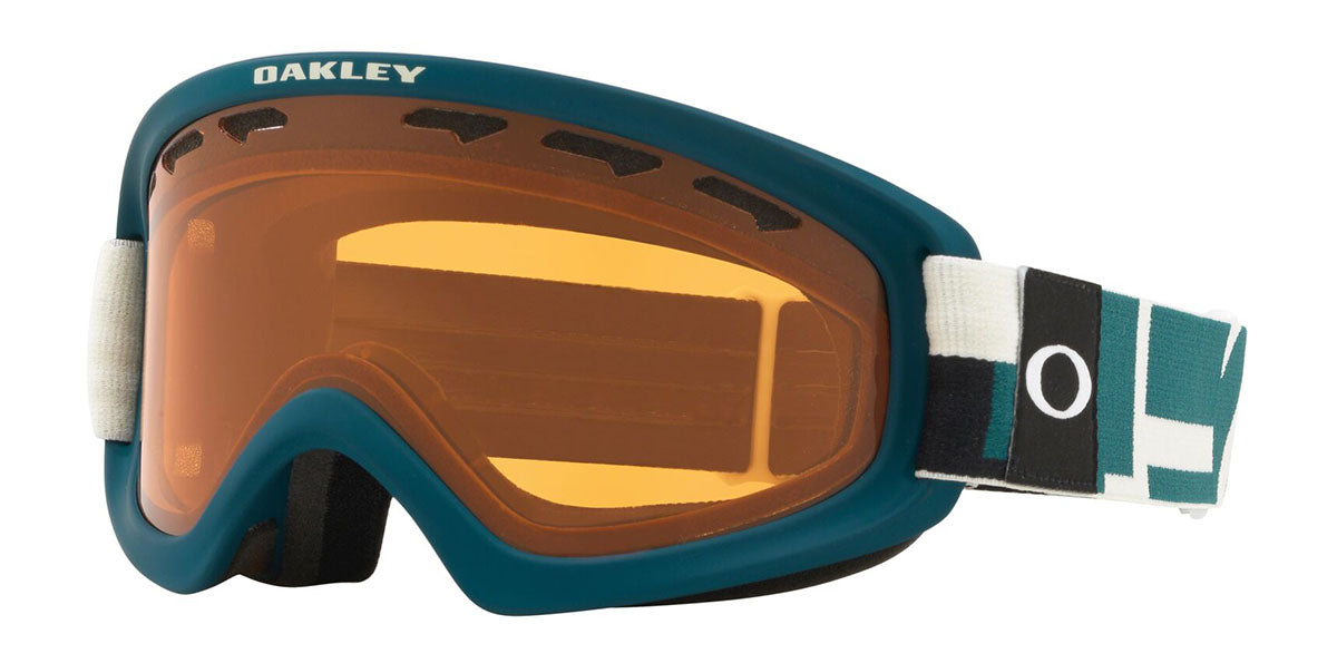 Oakley O-Frame 2.0 PRO XS Iconography Balsam Pers & Dark Grey Goggles thumbnail