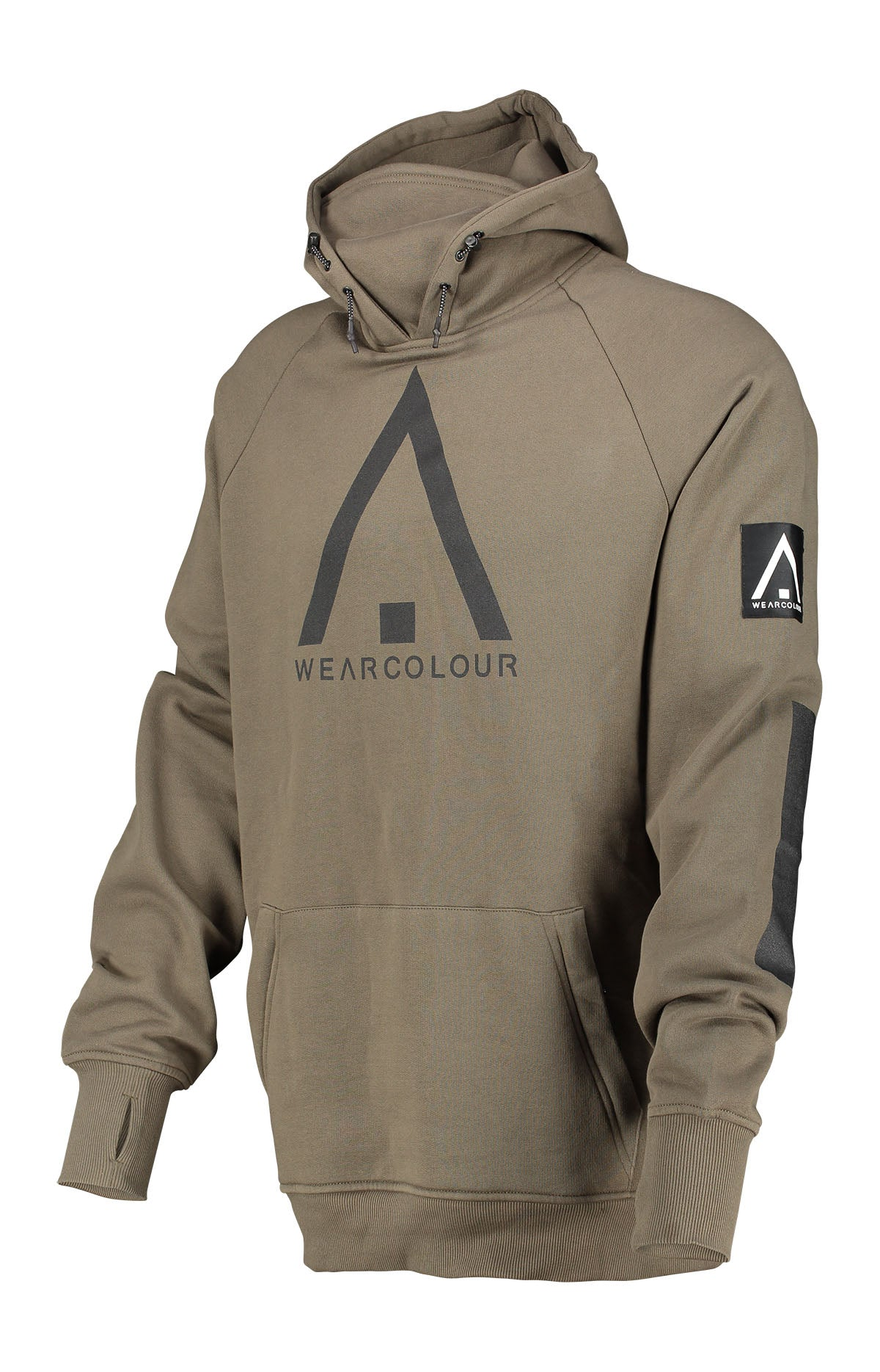 wearcolour Wearcolour bowl hoodie 2020 på blacksnow.dk