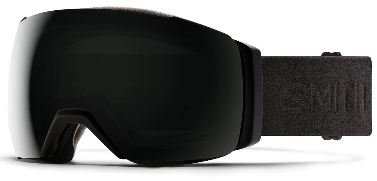 Smith I/O MAG XL Blackout/Sun Black Goggles
