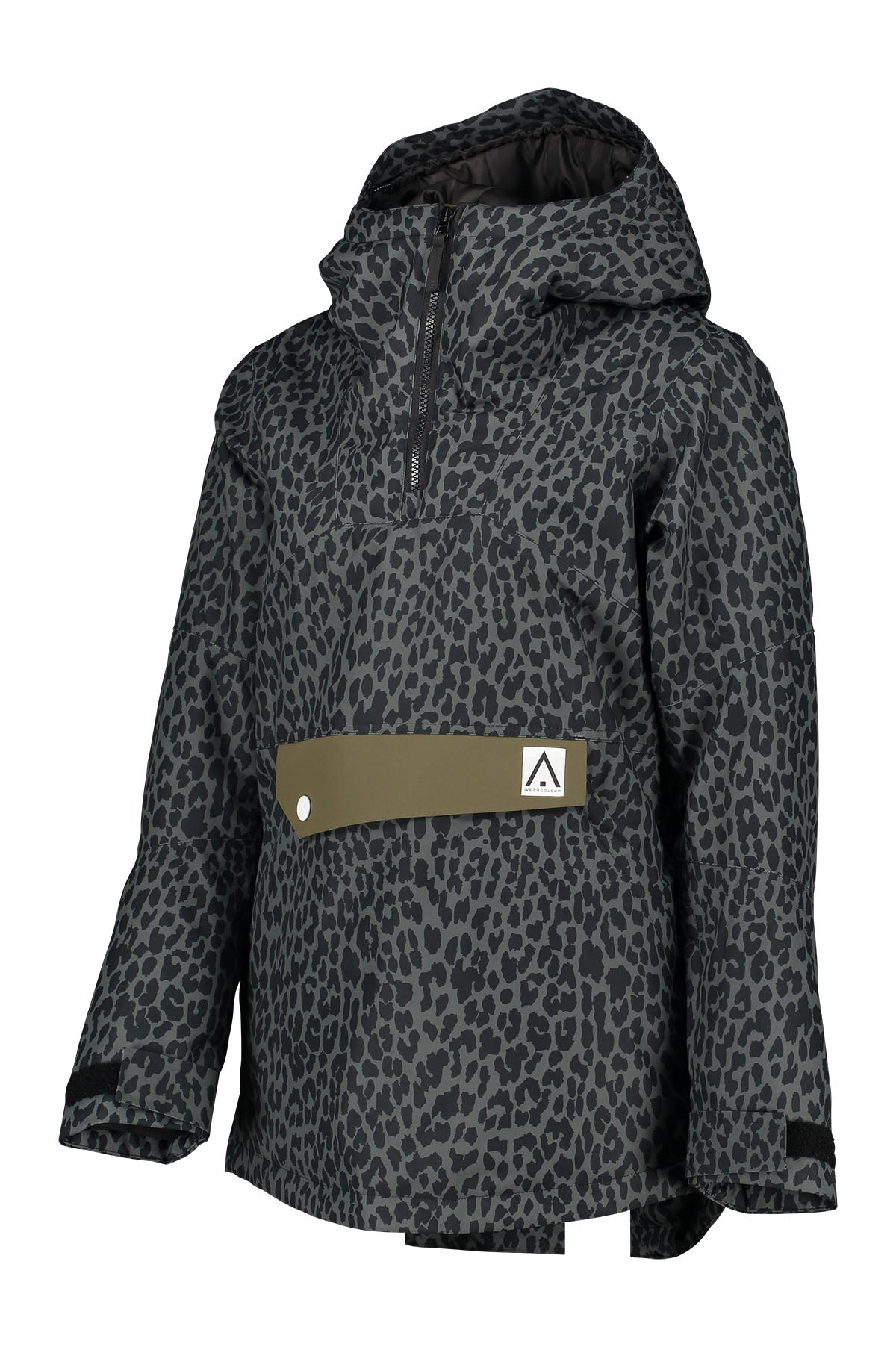 wearcolour – Wearcolour women's homage anorak skijakke 2020 på blacksnow.dk