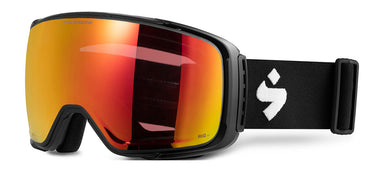 Sweet Protection Interstellar Matte Black RIG Topaz Goggles 2020