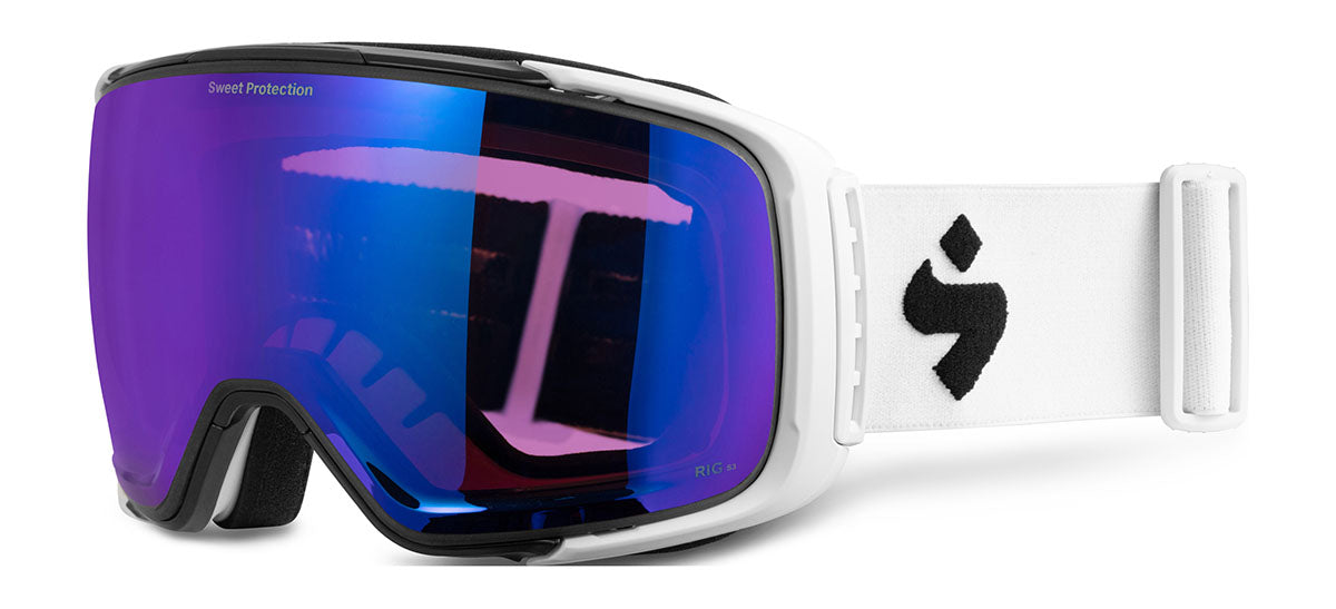 Sweet Protection Interstellar BLI RIG Sapphire / RIG Amethyst Light Goggles thumbnail