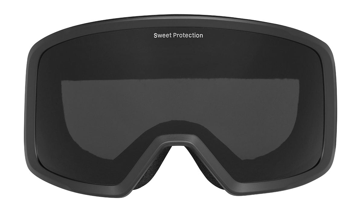 Sweet Protection Firewall Matte Black / Obsedian Black Goggles
