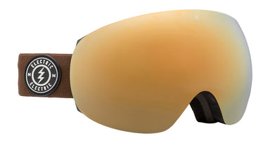 Electric EG3 Tort Umber Brose / Gold Chrome Goggles