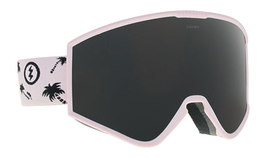 Electric Kleveland Possy Pink Jet Black Goggles