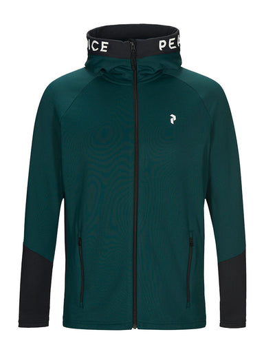 Peak Performance Rider Zip Hood Mellemlag