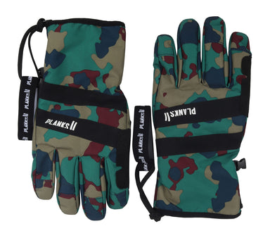 Planks Peacemaker Insulated 5-Finger Skihandsker | Planks Clothing