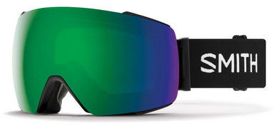 Smith I/O MAG Black/Sun Green Mirror Goggles