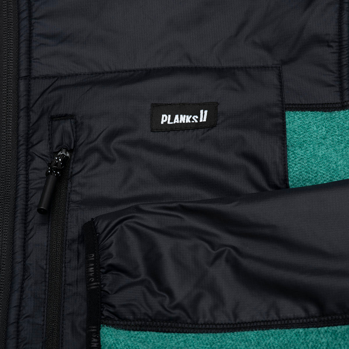 Planks Field Tripper Fleece Mellemlag | Planks Clothing