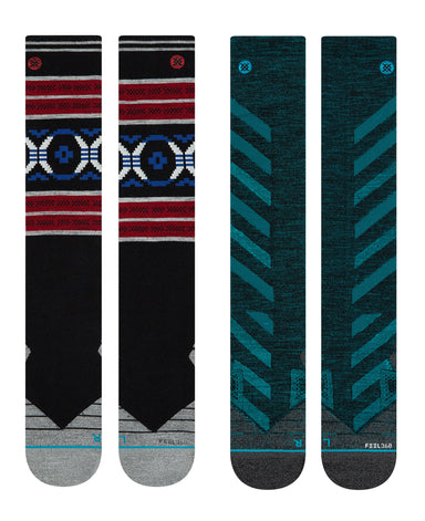 Stance Ski Ultralight 2 pack Skisokker