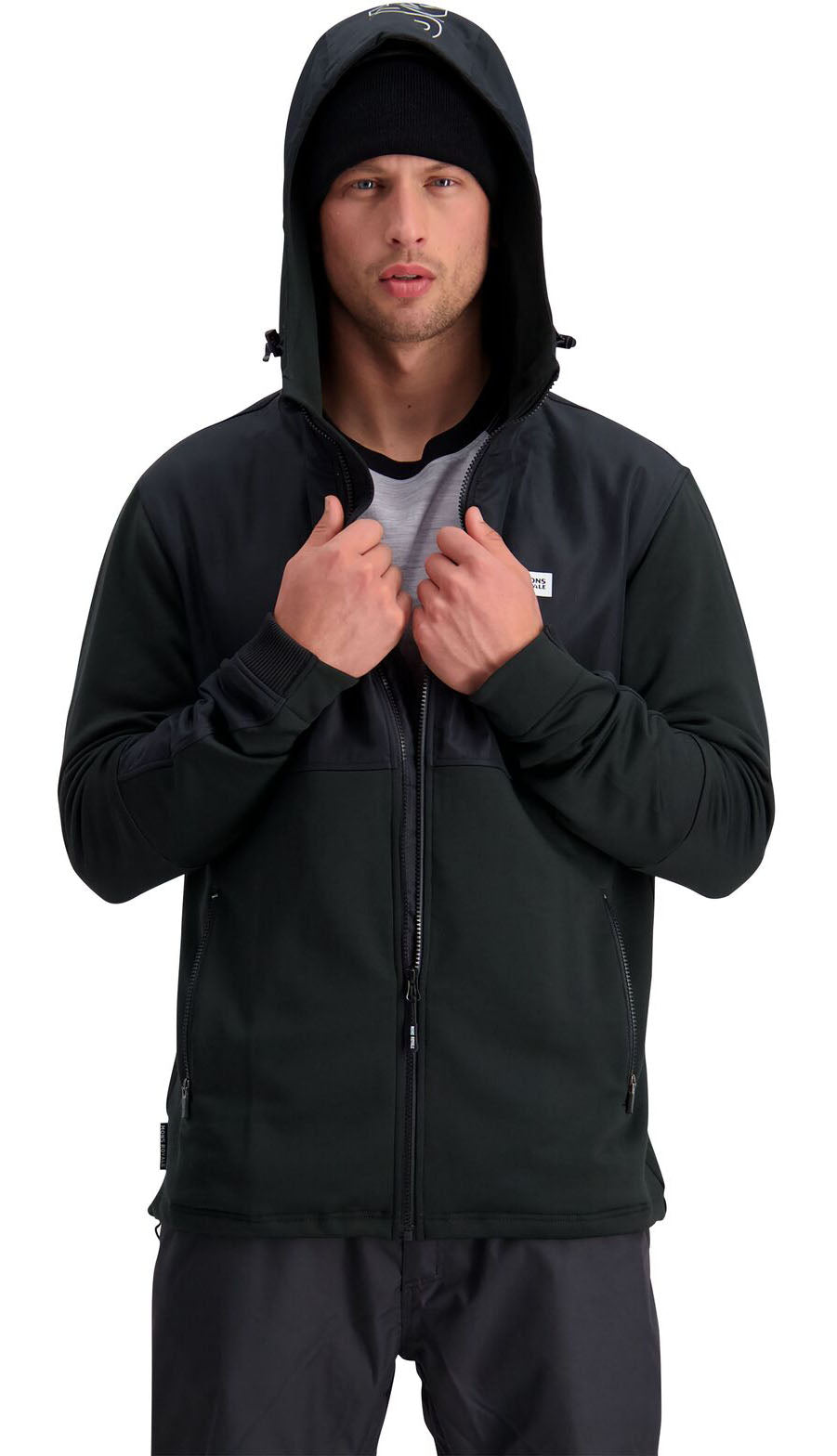 mons royale mons royale decade tech mid hoodie 2020