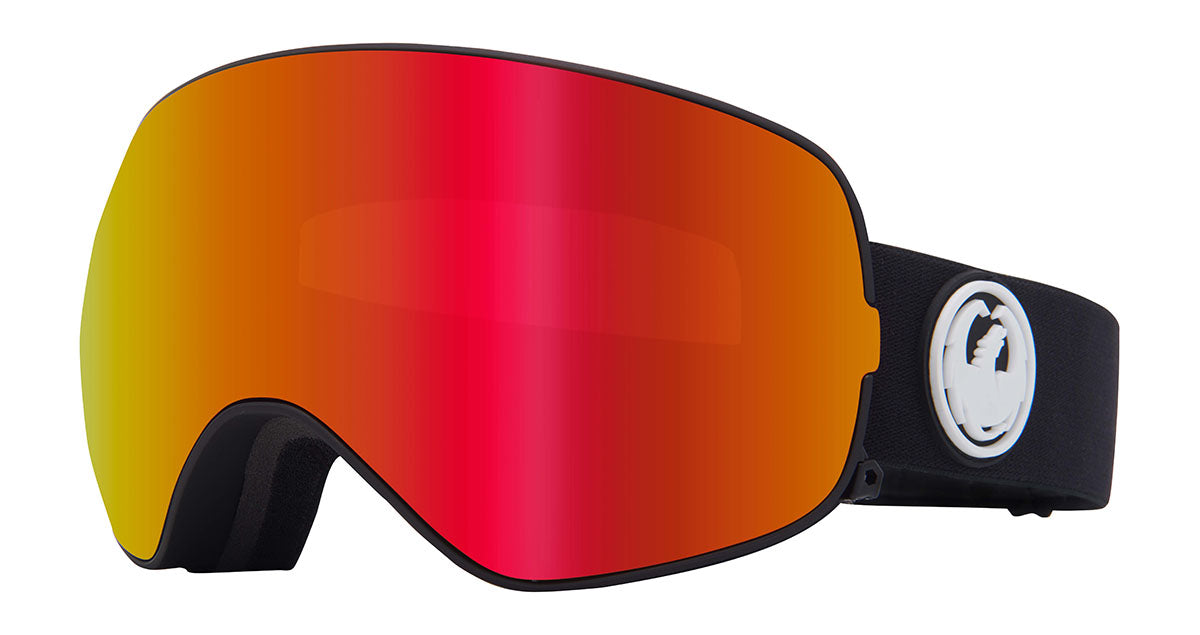 Dragon X2 Black Goggles