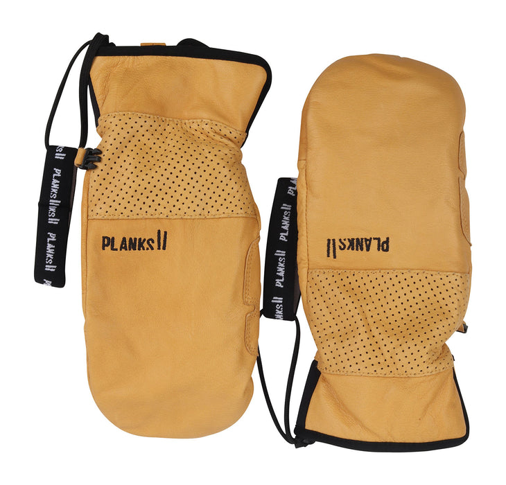 Planks Hunter Leather Luffe | Planks Clothing