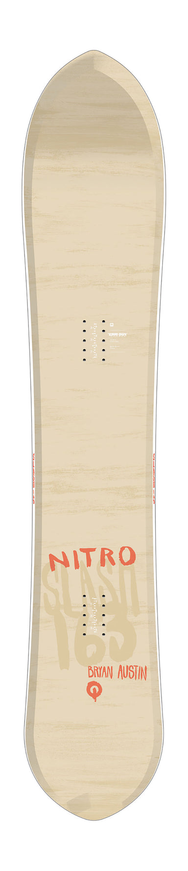 Nitro Slash Snowboard 2020