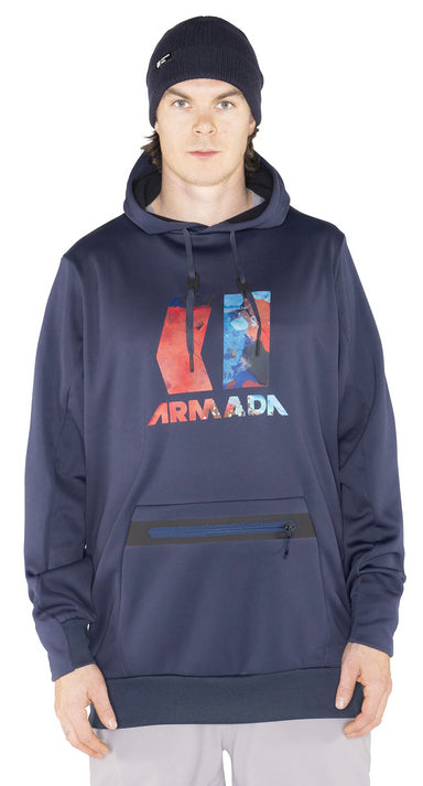 Armada Vortex Tech Fleece Mellemlag