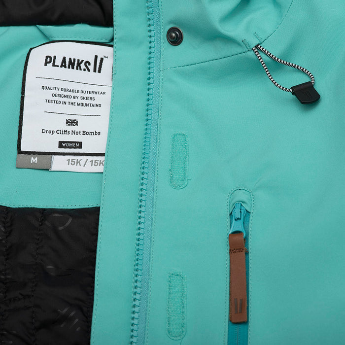 Planks All-time Insulated Skijakke | Planks Clothing