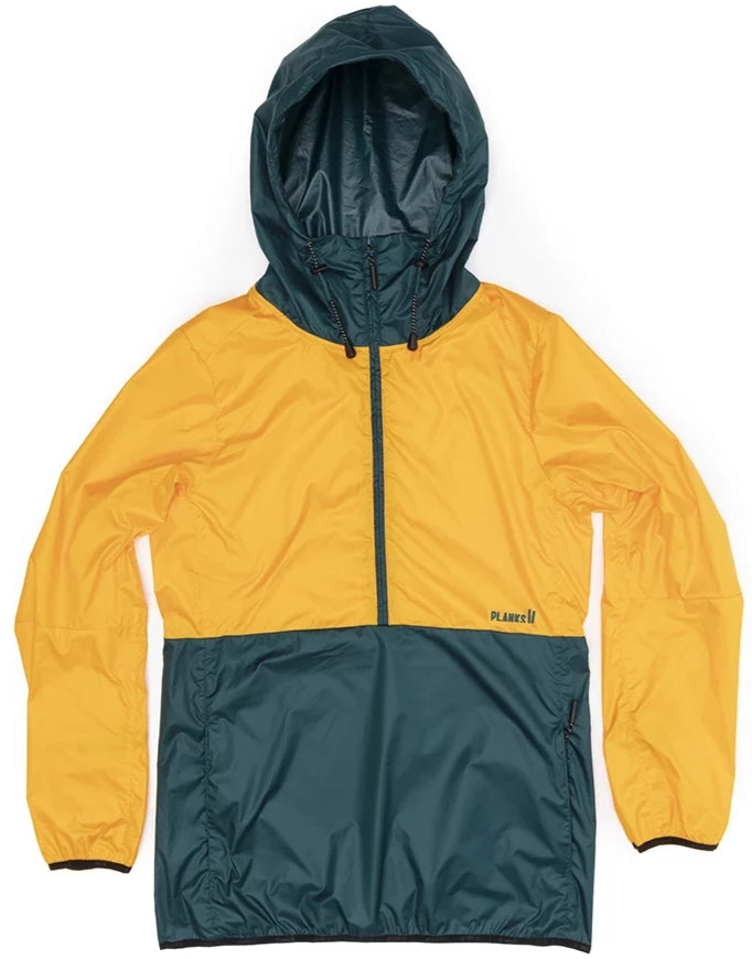 planks clothing – Planks shredorak packable anorak 2020 på blacksnow.dk