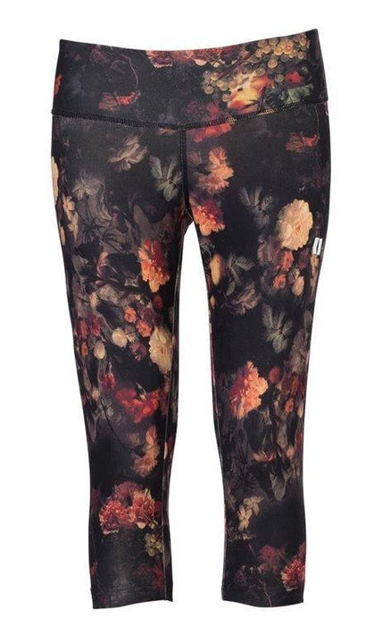 Armada Haven Capri Tights 2018 Floral - Blacksnow.dk