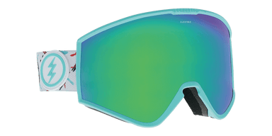 Electric Kleveland Forest / Green Chrome Goggles 2019 EG2518211-BRGC