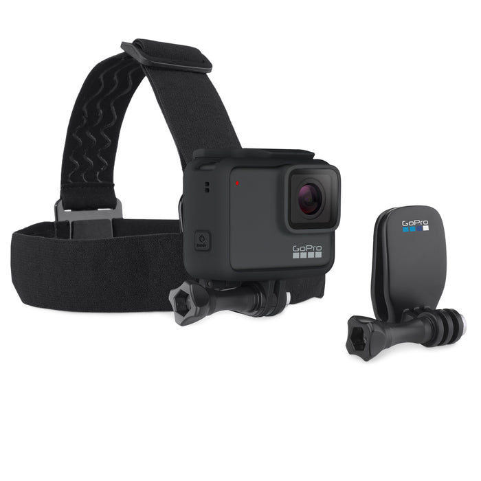 GoPro Head Strap & QuickClip (HERO5/6/7 & HERO)