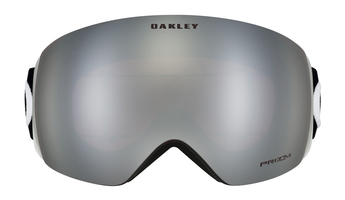 Oakley Flight Deck Matte Black Prizm Black Iridium Goggles
