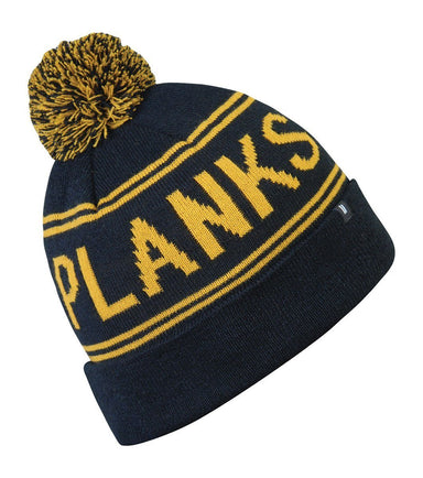 Planks Classic Bobble Beanie 2019 Black Black AHE-PLANKS908