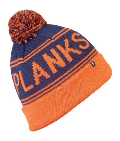 Planks Classic Bobble Beanie 2019 Orange Orange AHE-PLANKS906